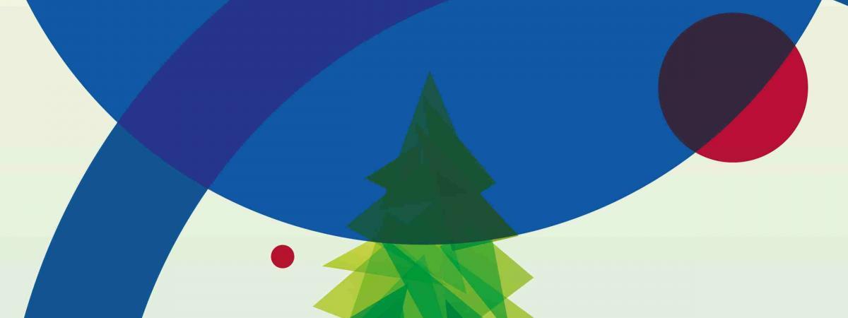 Encendido de luces: Árbol navidad UO