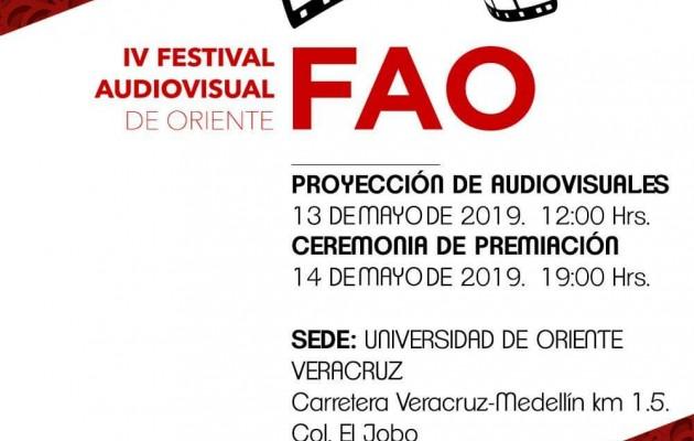 """IV Festival Audiovisual De Oriente """"FAO"""""""